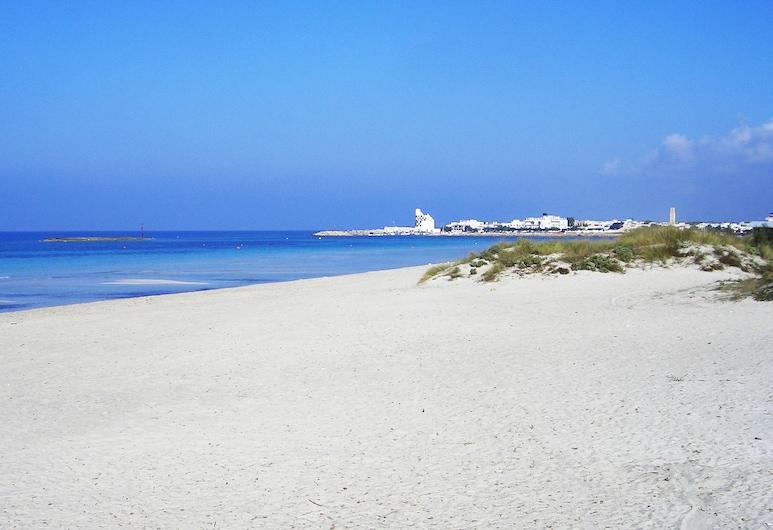 Il Poggio delle Sirene, Ugento, Strand