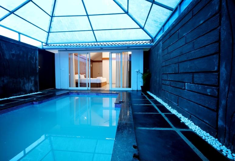 Wayanad Ranches Resorts, Vayittiri, Karališkos klasės vila, 1 didelė dvigulė lova, Nerūkantiesiems, vaizdas į poilsiavietę, Viešbučio interjeras