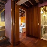 Superior-Apartment, 1 Schlafzimmer, Stadtblick - Wohnbereich