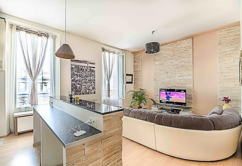 Gambetta Cannes Apartment, Cannes
