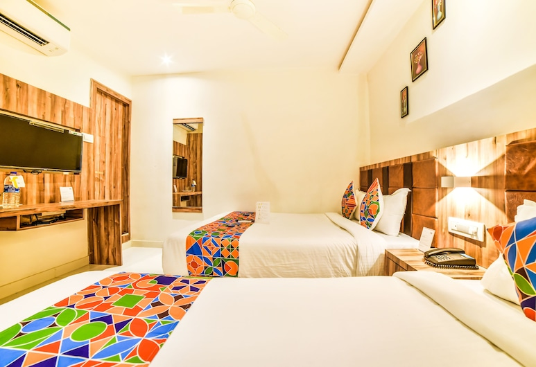 FabExpress Gateway Inn, Bombay, Family Oda, 1 En Büyük (King) Boy Yatak, Sigara İçilmez, Oda