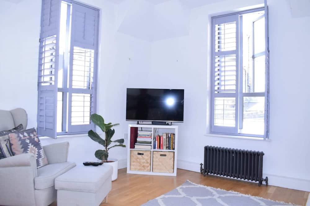 Hus (1 Bedroom) - Vardagsrum