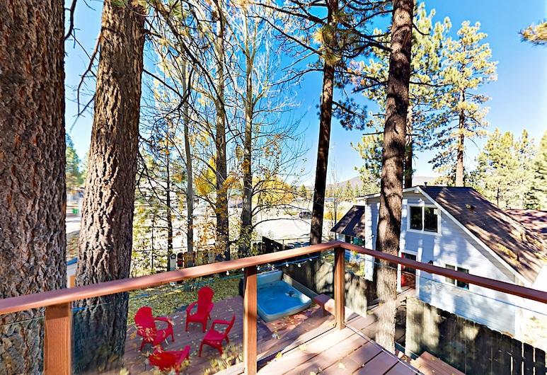 694 Marin - 3 Br Home, Danau Big Bear , Rumah, 3 kamar tidur, Balkon