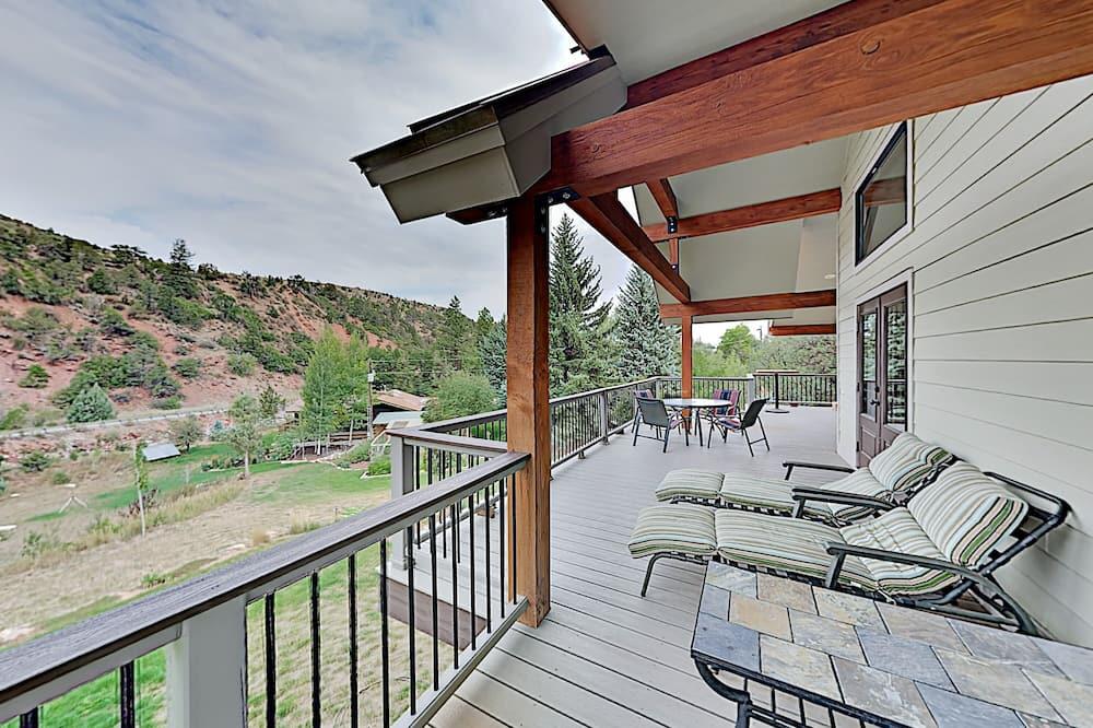 Huis, 3 slaapkamers - Balkon