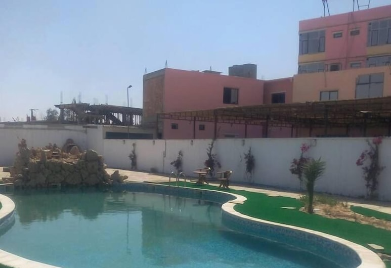 Hotel Raymon, Hassi Messaoud, Outdoor Pool