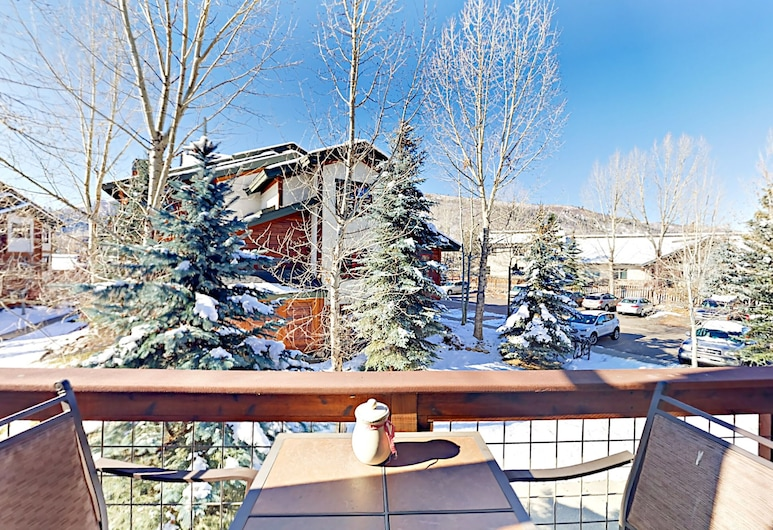 Ore House #206 - 3 Br Condo, Steamboat Springs, Apartment, 3Schlafzimmer, Balkon