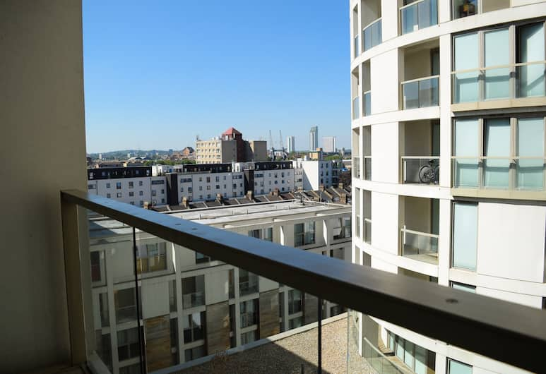Luxury 1 Bedroom Flat in Canary Wharf, London, Rõdu