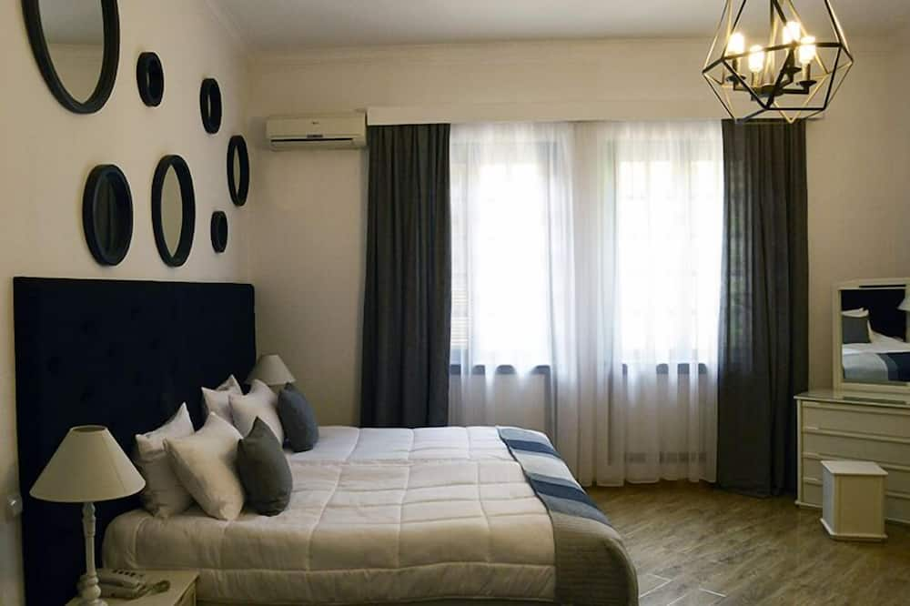 Comfort kamer, 1 twee- of 2 eenpersoonsbedden - Uitzicht op stad