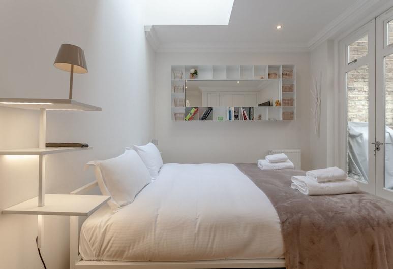 海布里現代 1 房公寓酒店, 倫敦, 客房