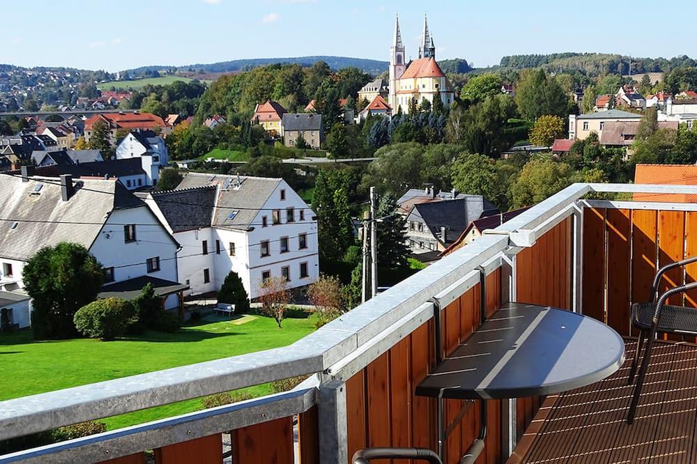 Квартира, 1 спальня - Балкон