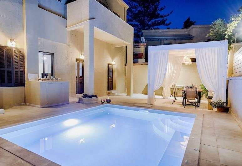Sperveri Della Regina, Rodosz, Villa, 3 hálószobával, Saját pezsgőfürdő
