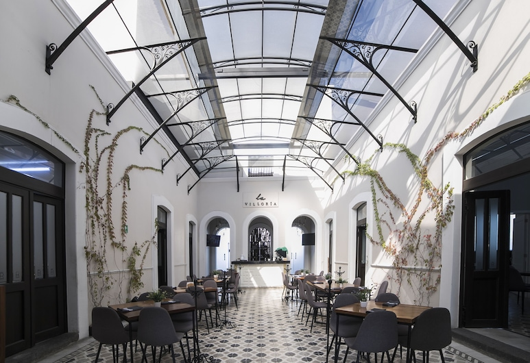 Hotel Boutique Real 500, Puebla, Restaurace
