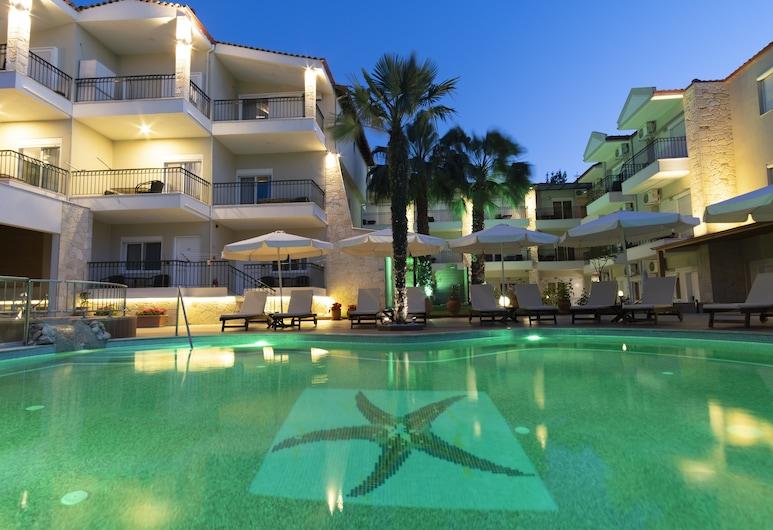 Olympia Hotel, Kassandra, Pool