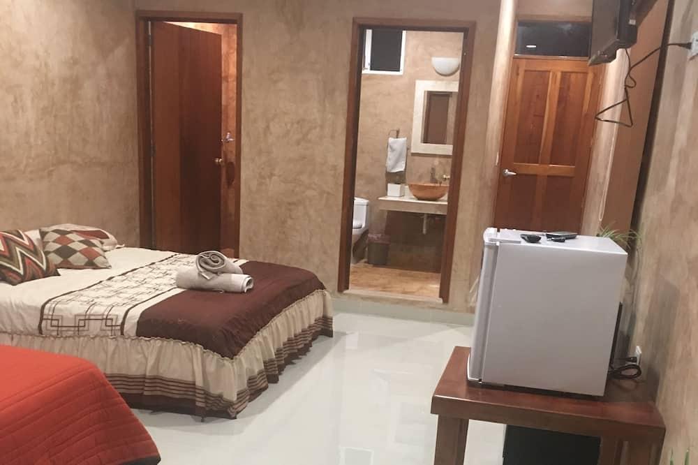 סוויטה משפחתית, מספר מיטות, ללא עישון, נוף לעיר - חדר אורחים