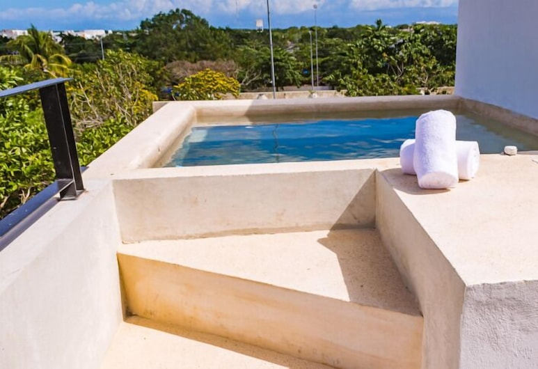 Mi Tulum, Tulum, Premier Apartment, Multiple Beds, Non Smoking, Terrace/Patio
