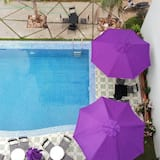 Senior Double Room, Pool View - Water view