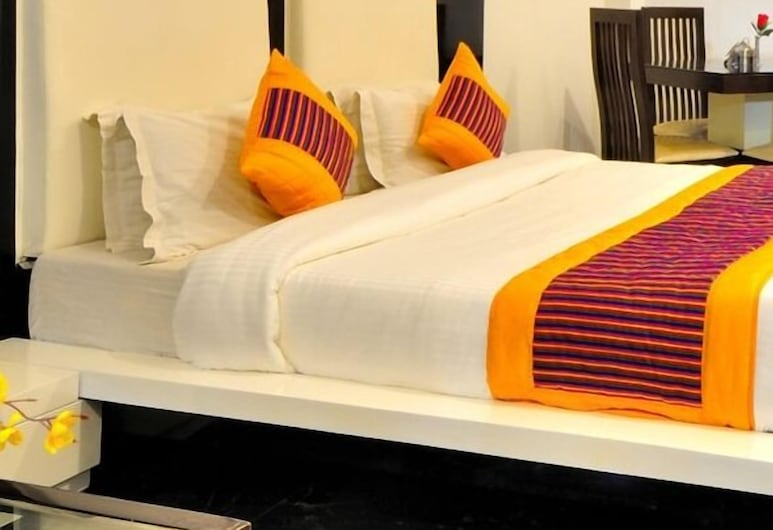 德里征服者旅館, 新德里