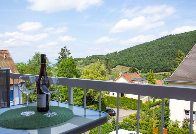 APPARTEMENTHAUS MARTIN, Badenweiler, Dzīvokļnumurs, balkons (incl. 20€ cleaning fee), Balkons