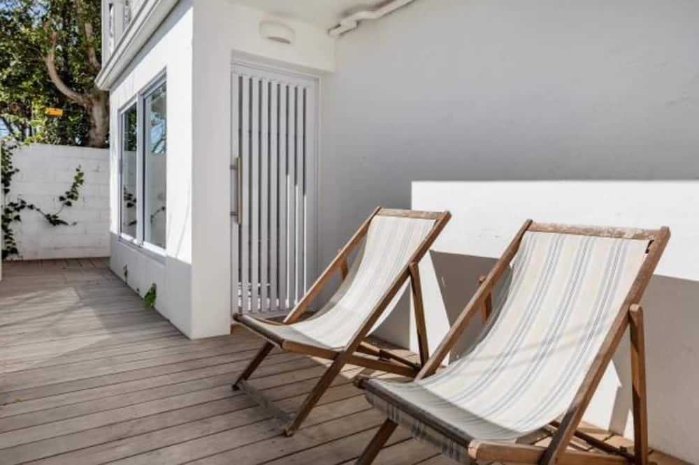 開放式客房 (0 Bedroom) - 陽台