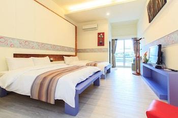 Obrázek hotelu Lotus Hostel Beicheng Zhuang ve městě Luodong