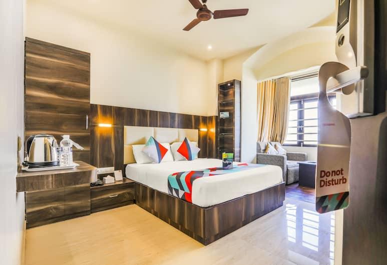 FabExpress Abad Inn, Mumbai, Izba typu Deluxe, 1 dvojlôžko, nefajčiarska izba, výhľad na mesto, Hosťovská izba