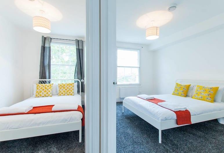 PML Apartments Harewood, London, Külaliskorter, 4 magamistoaga, suitsetamine keelatud, Tuba