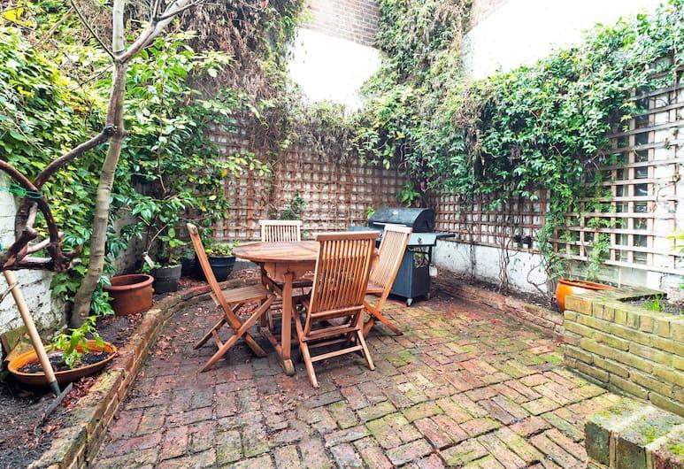 PML Apartments Notting Hill, London, Garten