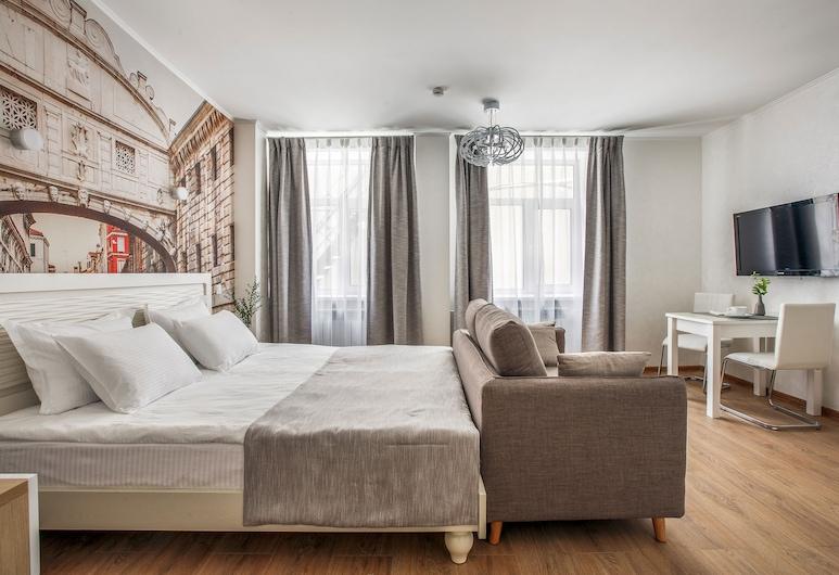 Apart-Hotel on Pushkin street 26, Kazan, Standard Studio, Room
