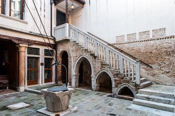 Bild vom Ca' Magno in Venedig