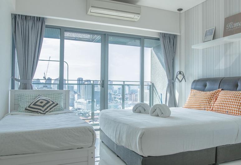 Mercu Summer Suite at  Edrea Homes, Kuala Lumpur, Family Apartment, 2 Bedrooms, Room