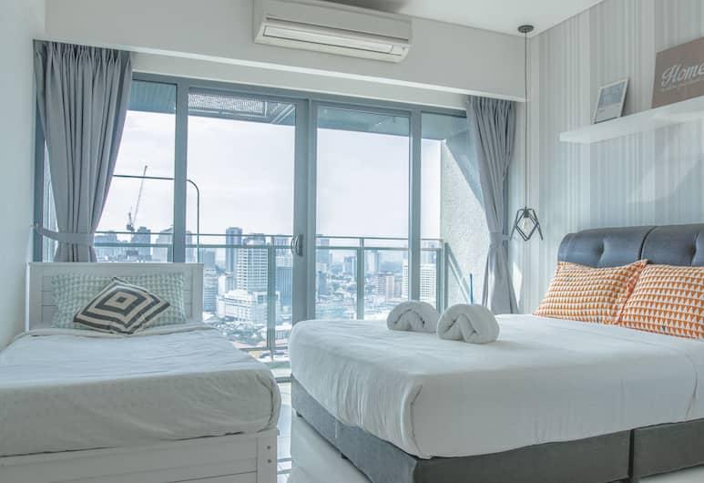 Mercu Summer Suite at  Edrea Homes, Kuala Lumpur, Apartemen Keluarga, 2 kamar tidur, Kamar
