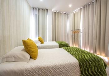 蓬塔德爾加達中央旅館的圖片