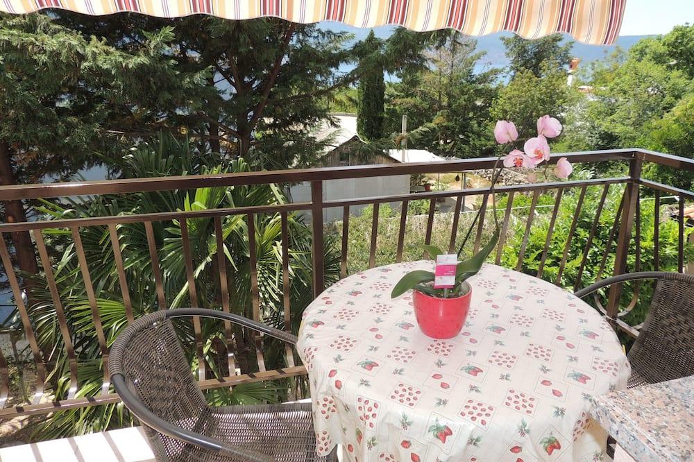 Monolocale, 1 camera da letto, balcone - Balcone