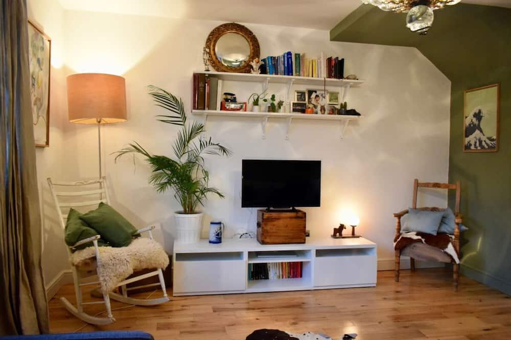 อพาร์ทเมนท์ (2 Bedrooms) - ห้องนั่งเล่น