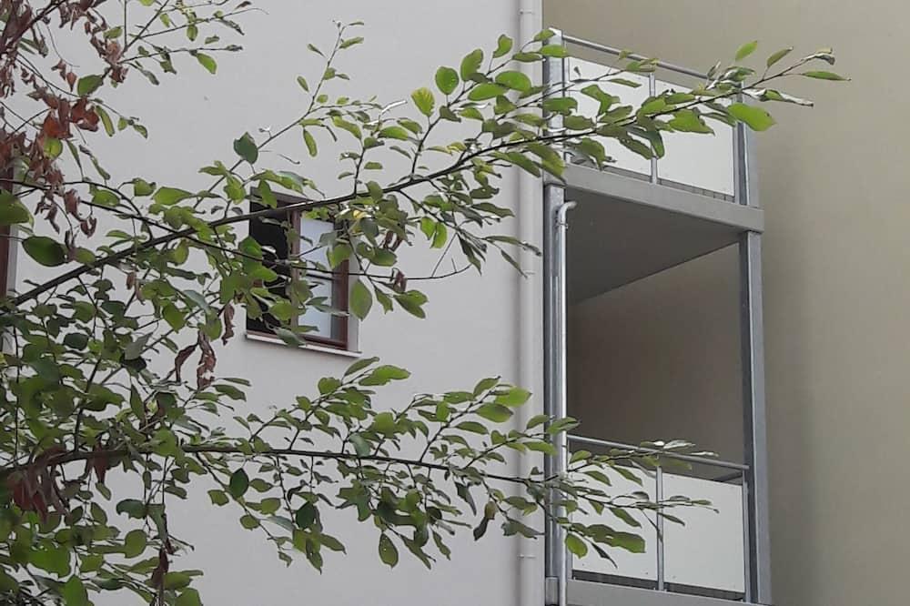 Classic Condo - Balcony