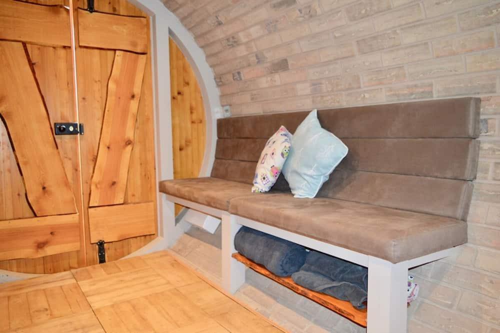 Studio (0 Bedroom) - Obývací pokoj