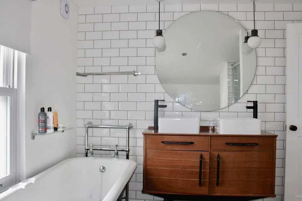 Hus (3 Bedrooms) - Badeværelse