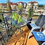 Apart Daire (39 - ul. Uzdrowiskowa 7) - Balkon