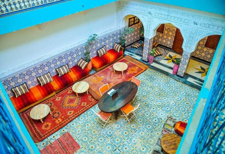 Oasis Hostel, Marrakech, Lobby