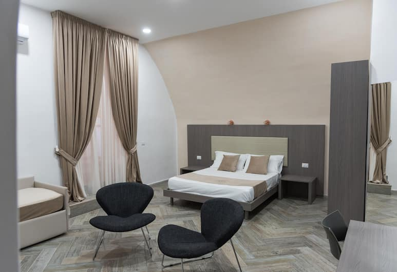 Toledo Lifestyle, Napoli, Suite – deluxe, flere senger, ikke-røyk, utsikt mot byen, Gjesterom