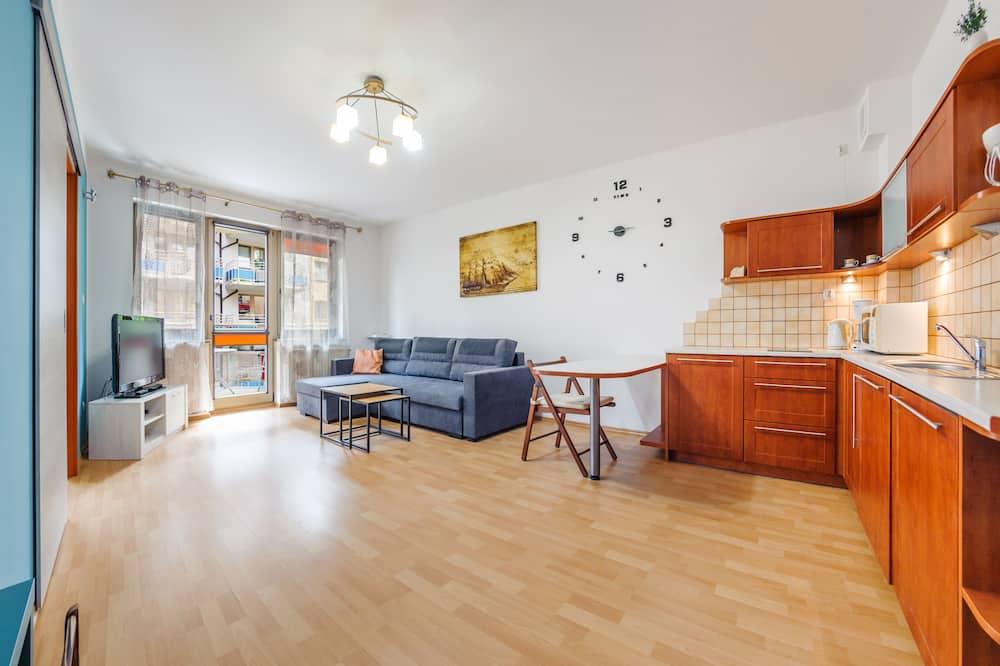 Apartment (15) - Living Room