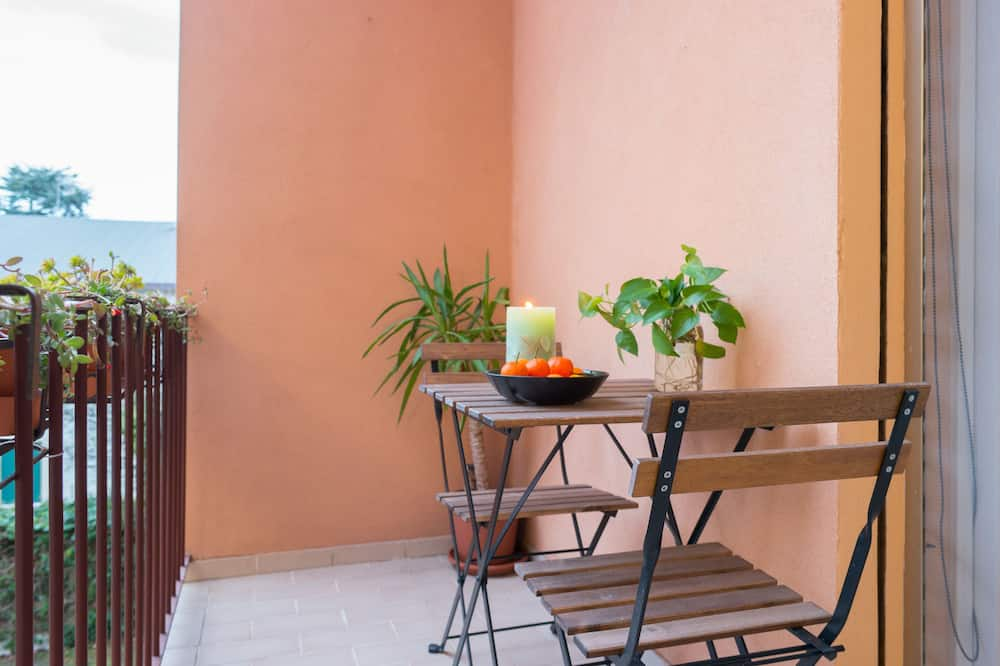 Elite Apartment, 2 Bedrooms - Balcony