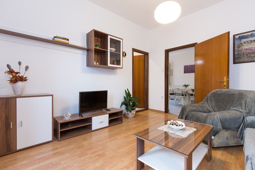 Apartamento, 4 Quartos - Área de Estar