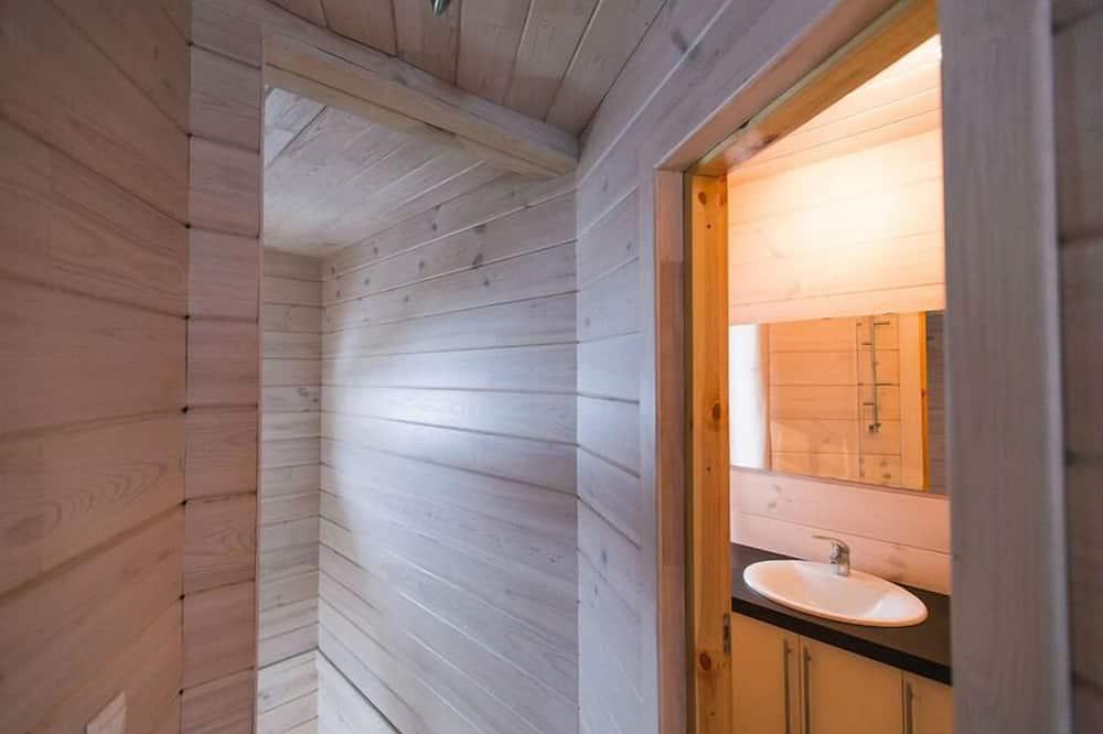 Villa, 2 Double Beds, Non Smoking - Bathroom