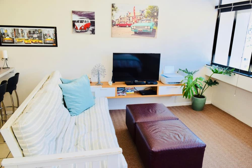 Апартаменты (0 Bedroom) - Гостиная