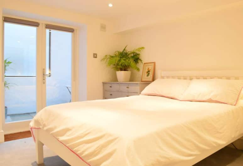 Chic 1 Bedroom Flat Near Stoke Newington, Londra, Oda