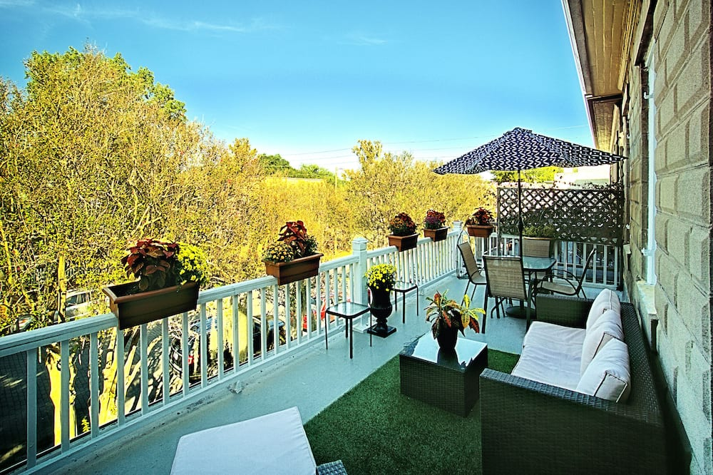 Talo, 4 makuuhuonetta, Tupakointi kielletty - Terassi/patio