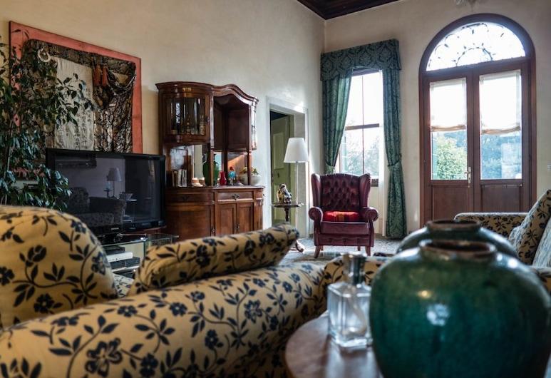 Villa Gidoni Residenza Storica, Mirano, Căn hộ, 3 phòng ngủ, Phòng khách