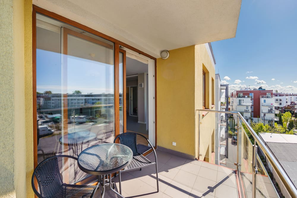 Apartment (33, ul. Bałtycka 17 B) - Balkon