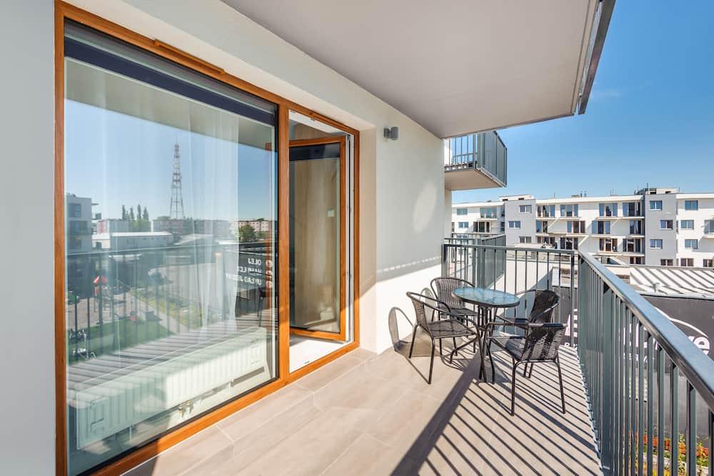 Apartment (30 ul. Bałtycka 11 A) - Balkon